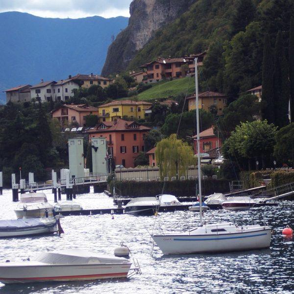 Italy Bellagio Lake Como Photo by Louise Carey