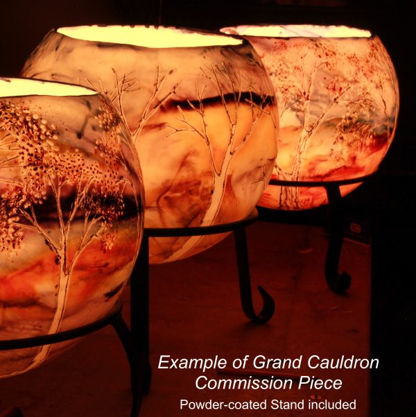 Example of Grand Cauldron Commission Piece