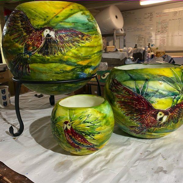 Custom Order McCaw Studio Photo by Linda Saul