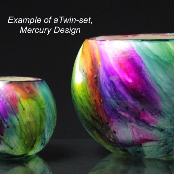 Example of Twin-set, Mercury Design Photo by Frank Gumley