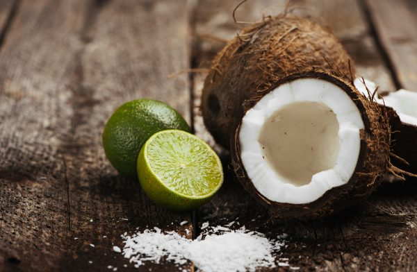 Lime and Coconut - deliciously fresh; a perfect tropical combination. A disinfectant and anti-viral, lime can be diffused to prevent cold and flu pathogens from spreading in the air, while inhaling the sweet and creamy scent of coconut aids relaxation as well as being mentally stimulating.